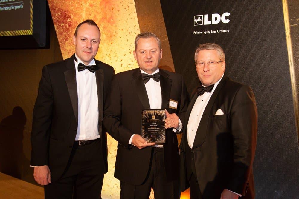 BVCA Midlands Management Team Award 2018