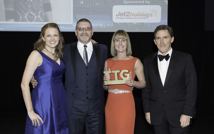 TTG Top Agent of the Year 2017 - Jaclyn Wood