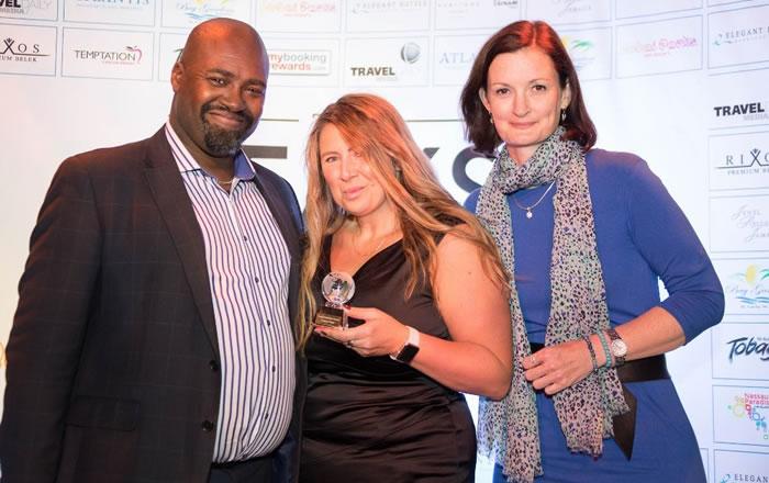 The Peak Performance Awards 2017 - Top UK Tobago Seller 2017