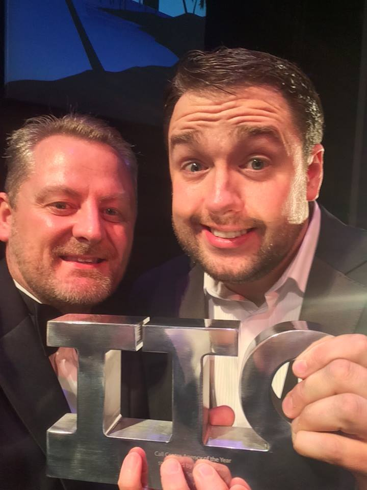 TTG Travel Awards Call Centre Agency of the Year 2015