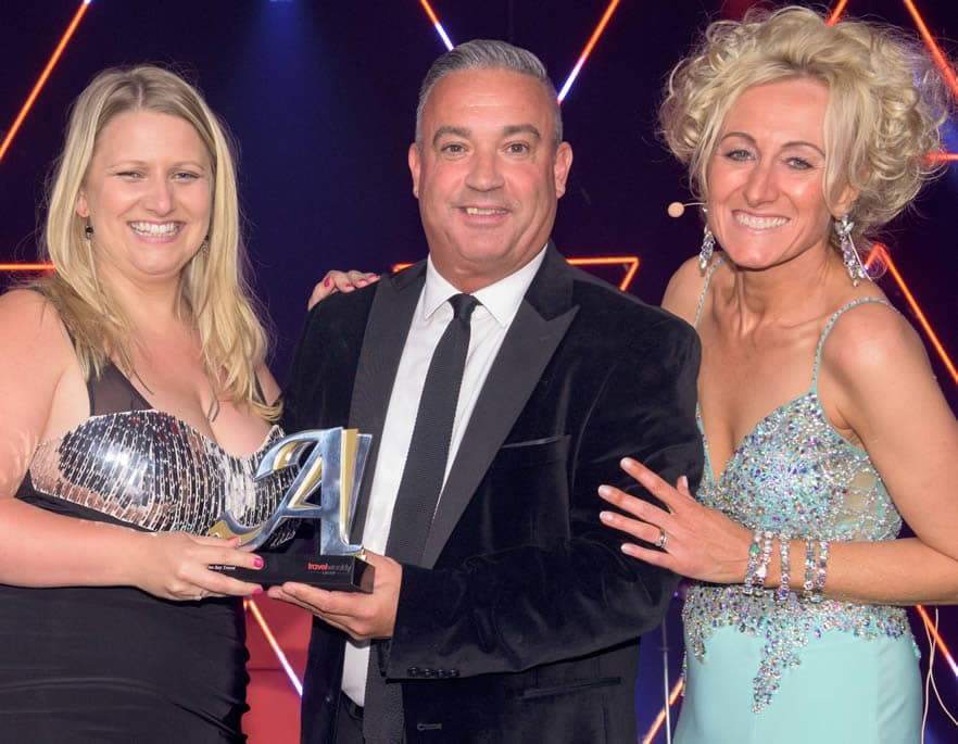 Travel Weekly AAA Call Centre Agency of the Year 2015